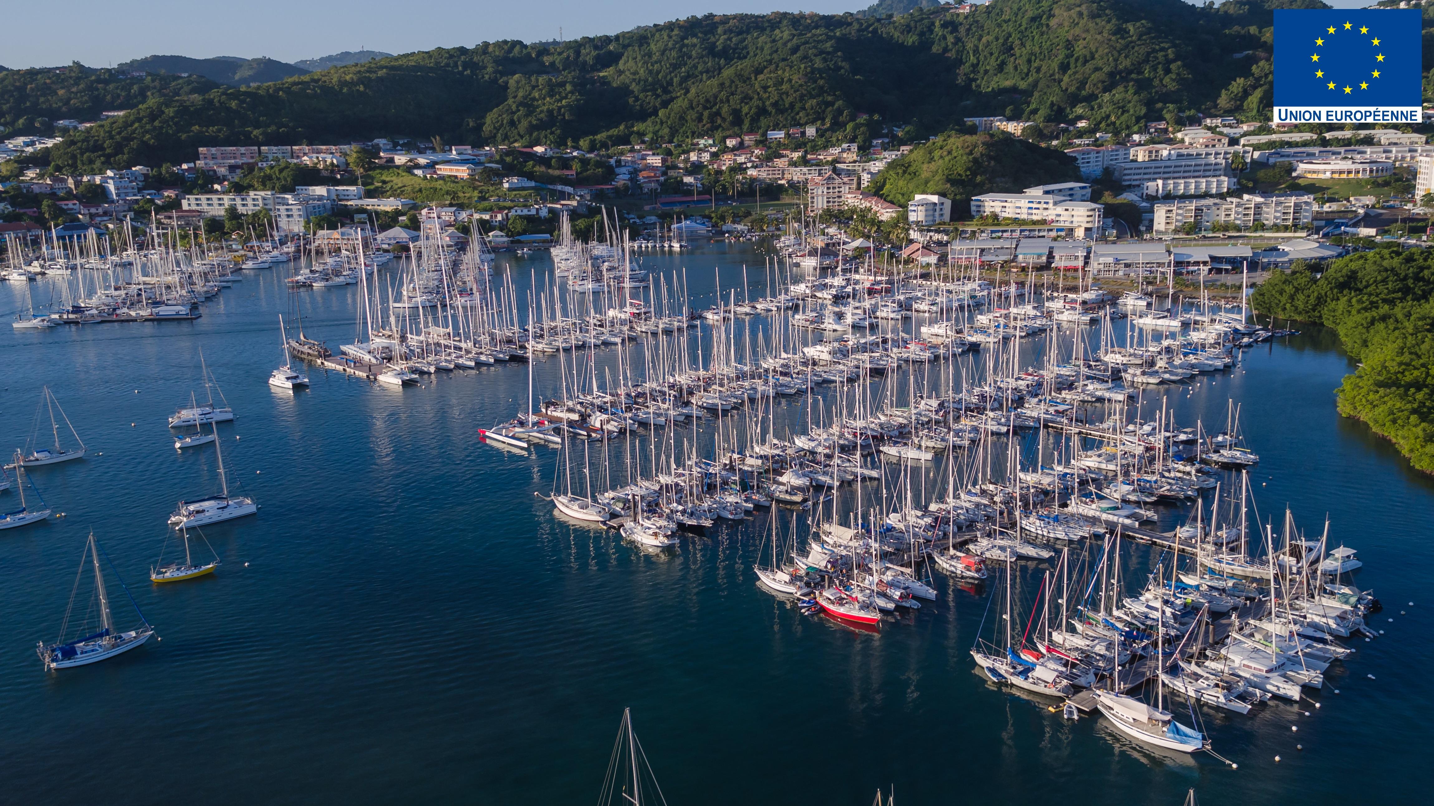 Marina du Marin - The Port of Martinique