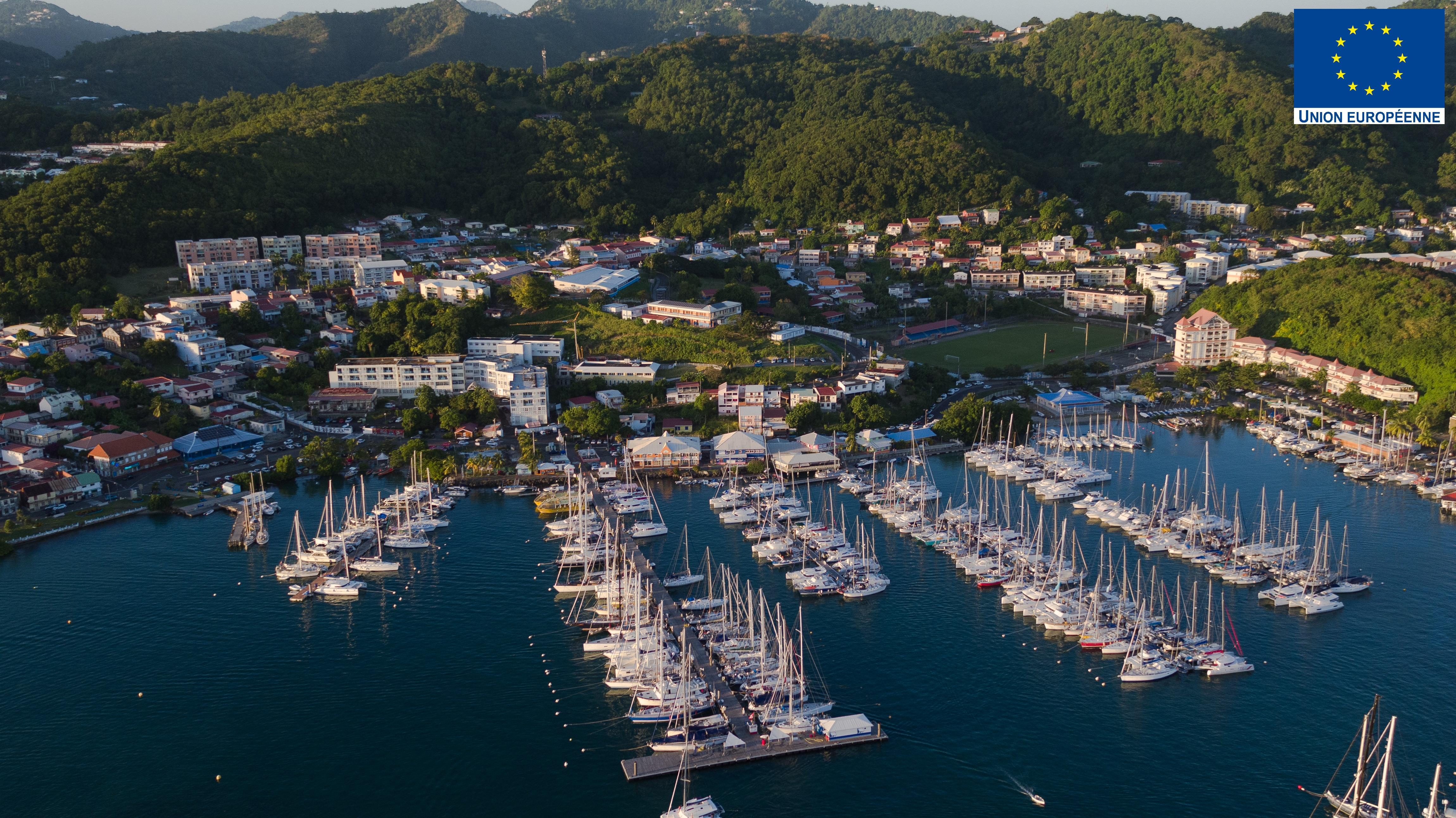 Marina du Marin - Port de Plaisance de la Martinique